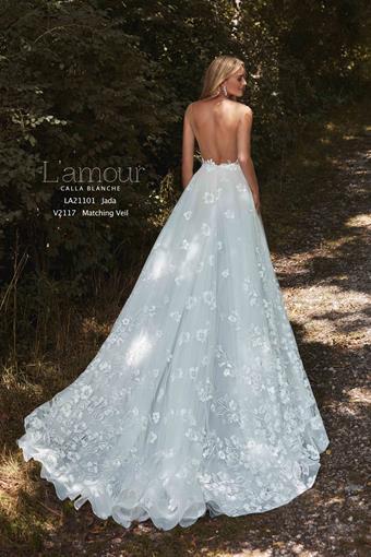 L'Amour by Calla Blanche Style No. LA21101