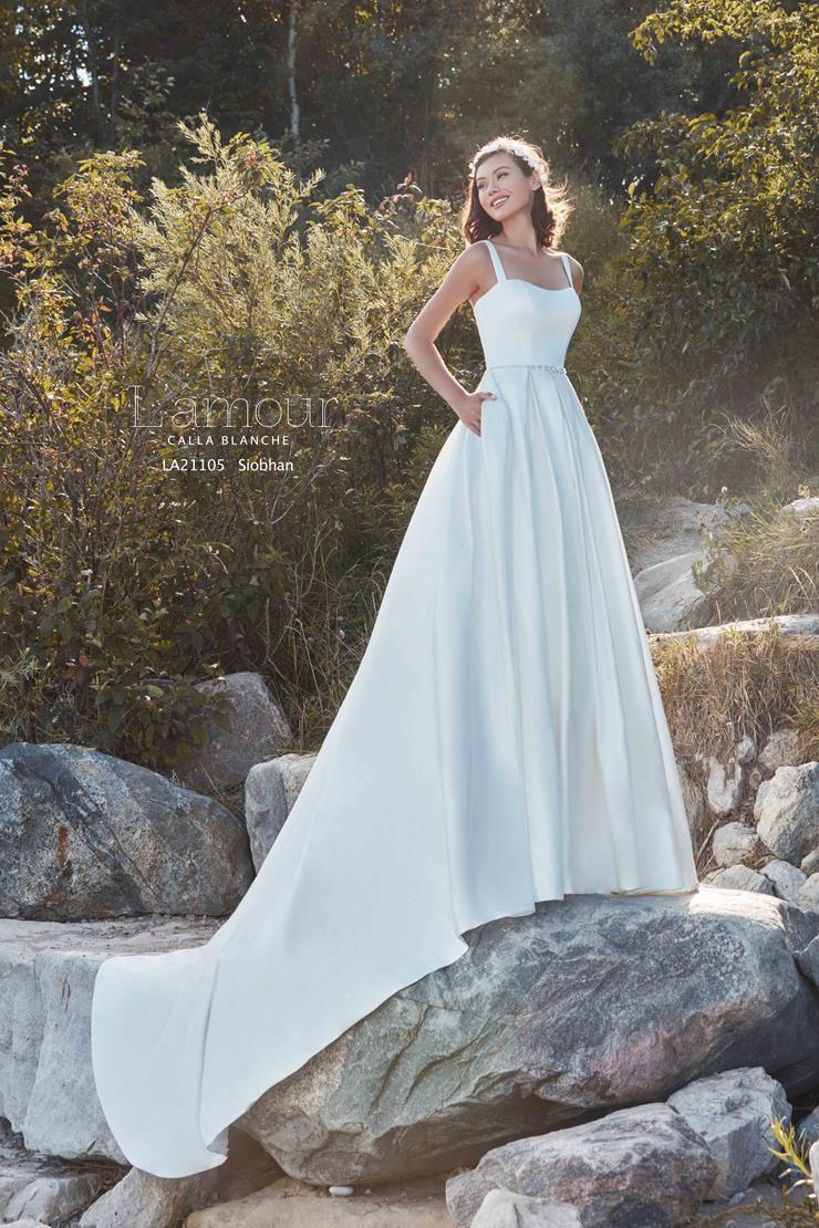 L'Amour by Calla Blanche Style #LA21105  Image