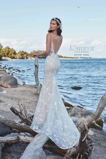L'Amour by Calla Blanche LA21106