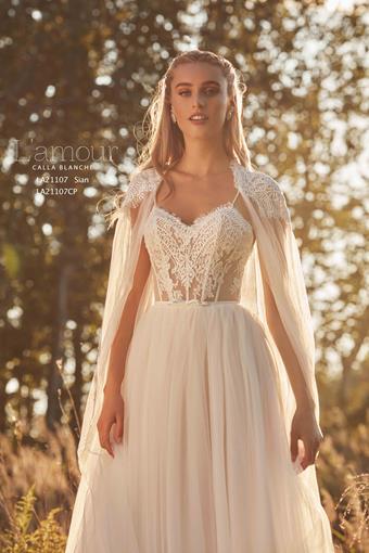 L'Amour by Calla Blanche Style #LA21107CP