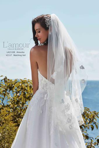 L'Amour by Calla Blanche Style #LA21108