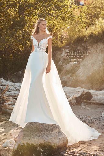 L'Amour by Calla Blanche Style No. LA21109SK