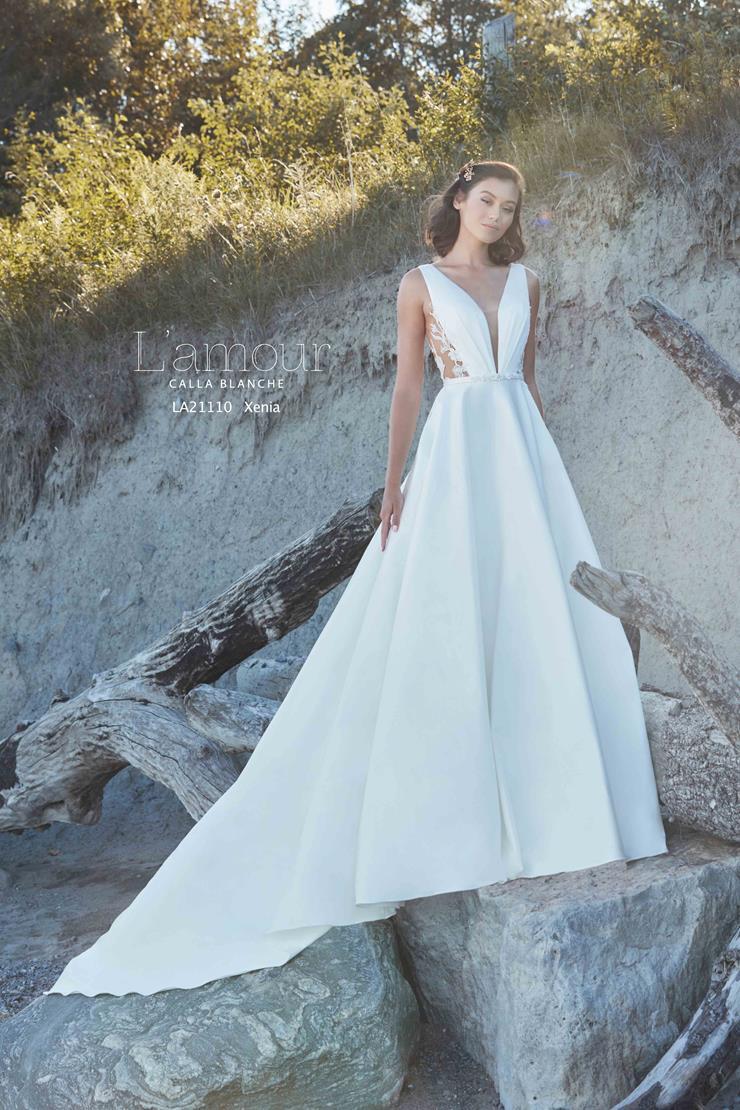 L'Amour by Calla Blanche Style #LA21110  Image