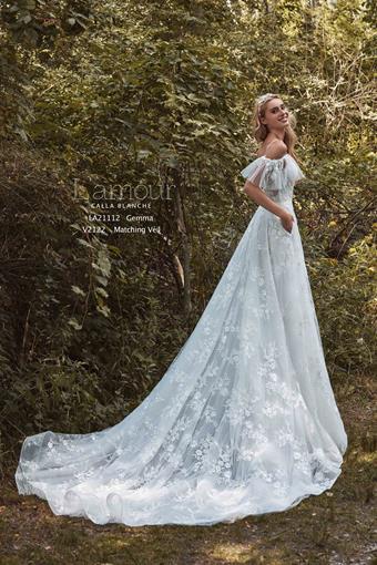 L'Amour by Calla Blanche Style No. LA21112