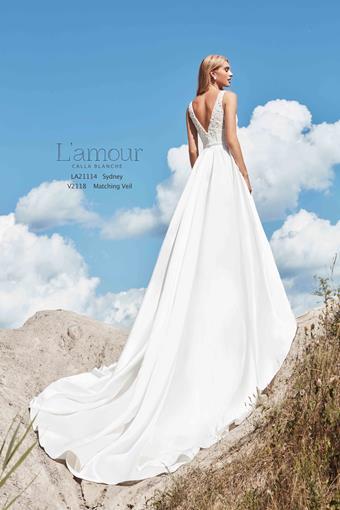 L'Amour by Calla Blanche Style No. LA21114