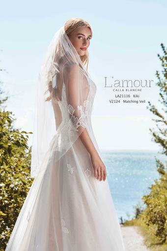 L'Amour by Calla Blanche #LA21116