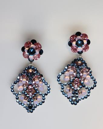 Lasting Impressions Style No. Earring 102