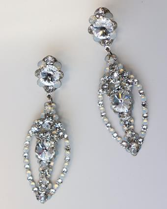 Lasting Impressions Style No. Earring 109