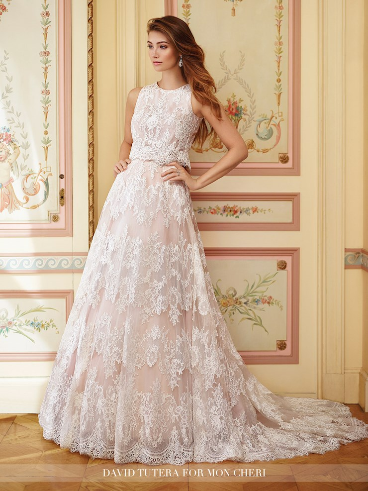 David Tutera for Mon Cheri Style #116209