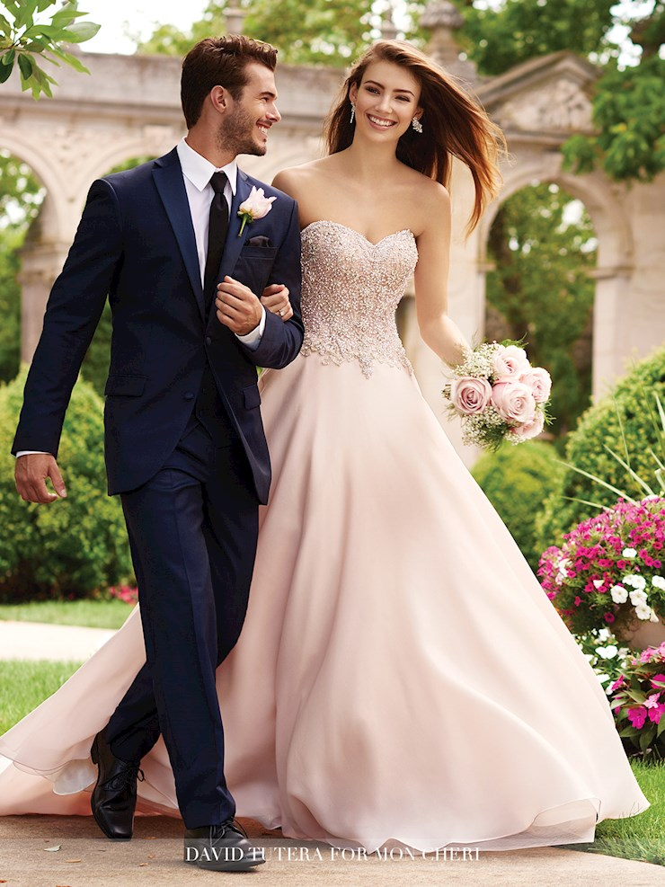 David Tutera for Mon Cheri Style #117266