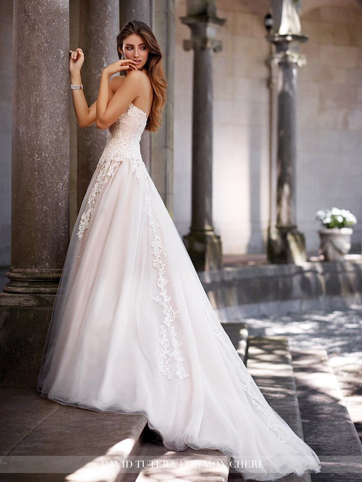 David Tutera for Mon Cheri Style #117267