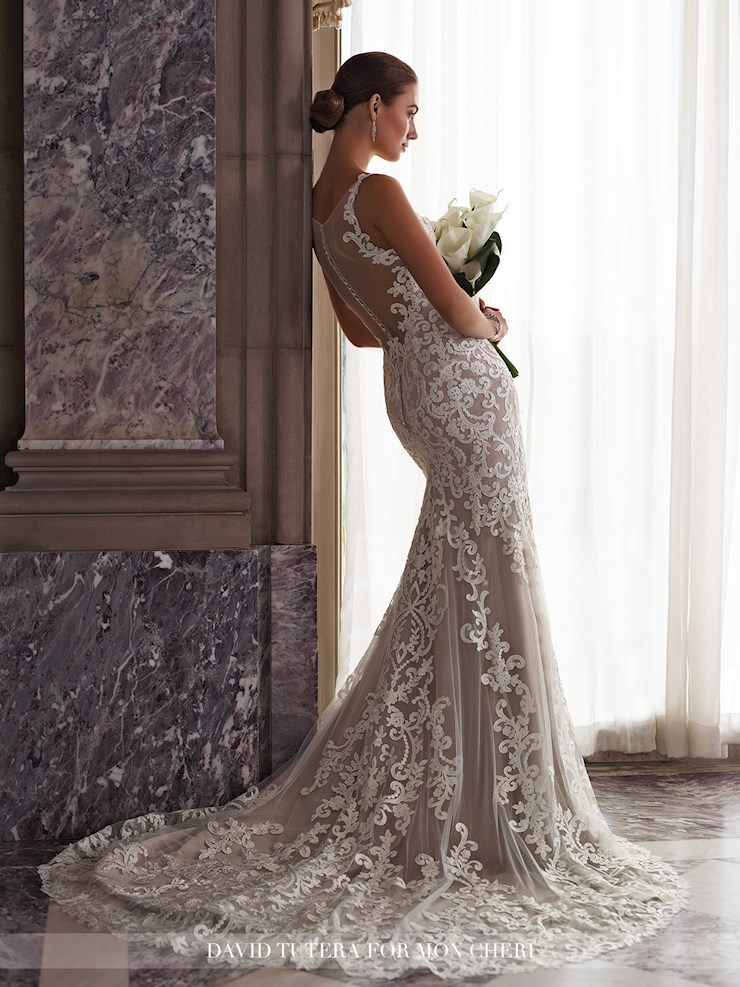 David Tutera for Mon Cheri Style #117268