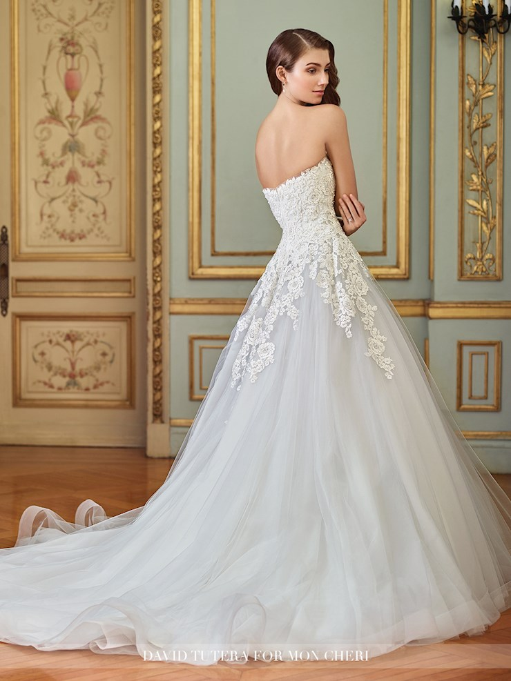 David Tutera for Mon Cheri 117270