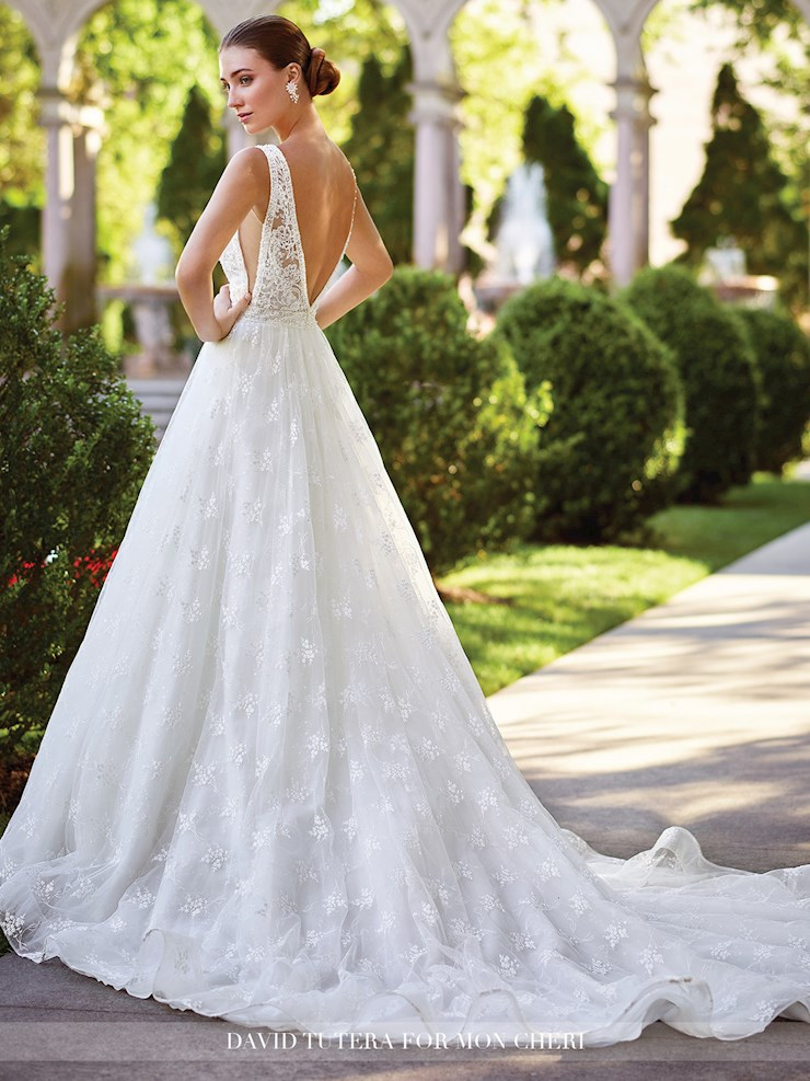 David Tutera for Mon Cheri 117271