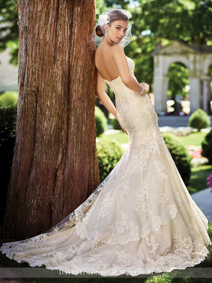David Tutera for Mon Cheri 117272
