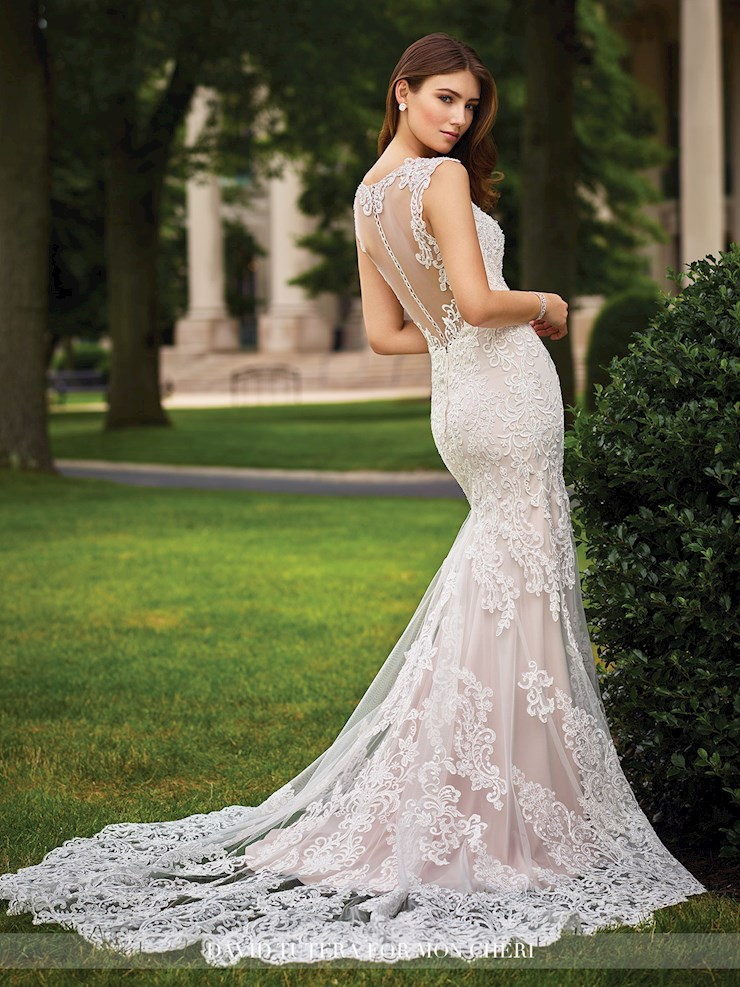 David Tutera for Mon Cheri 117273