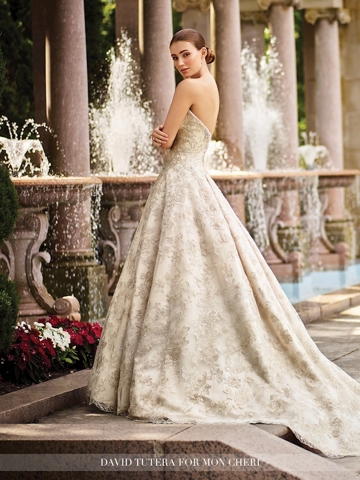 David Tutera for Mon Cheri 117274