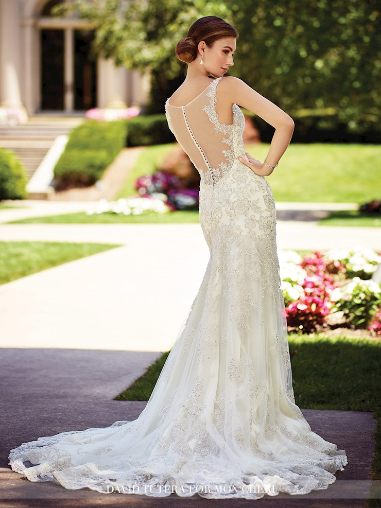 David Tutera for Mon Cheri 117275