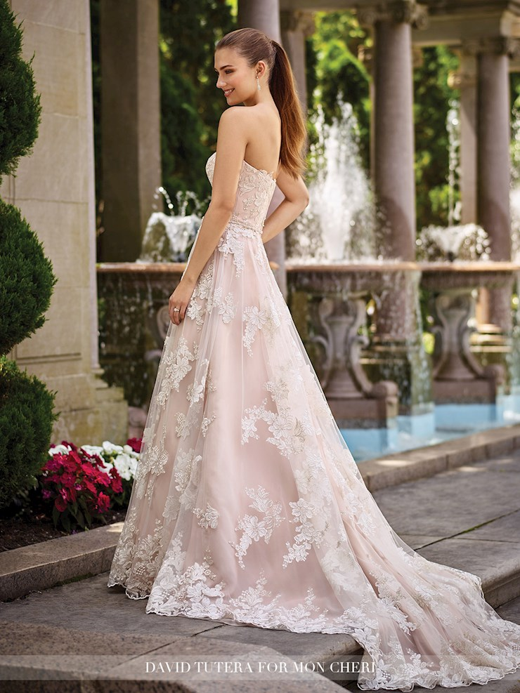 David Tutera for Mon Cheri 117276