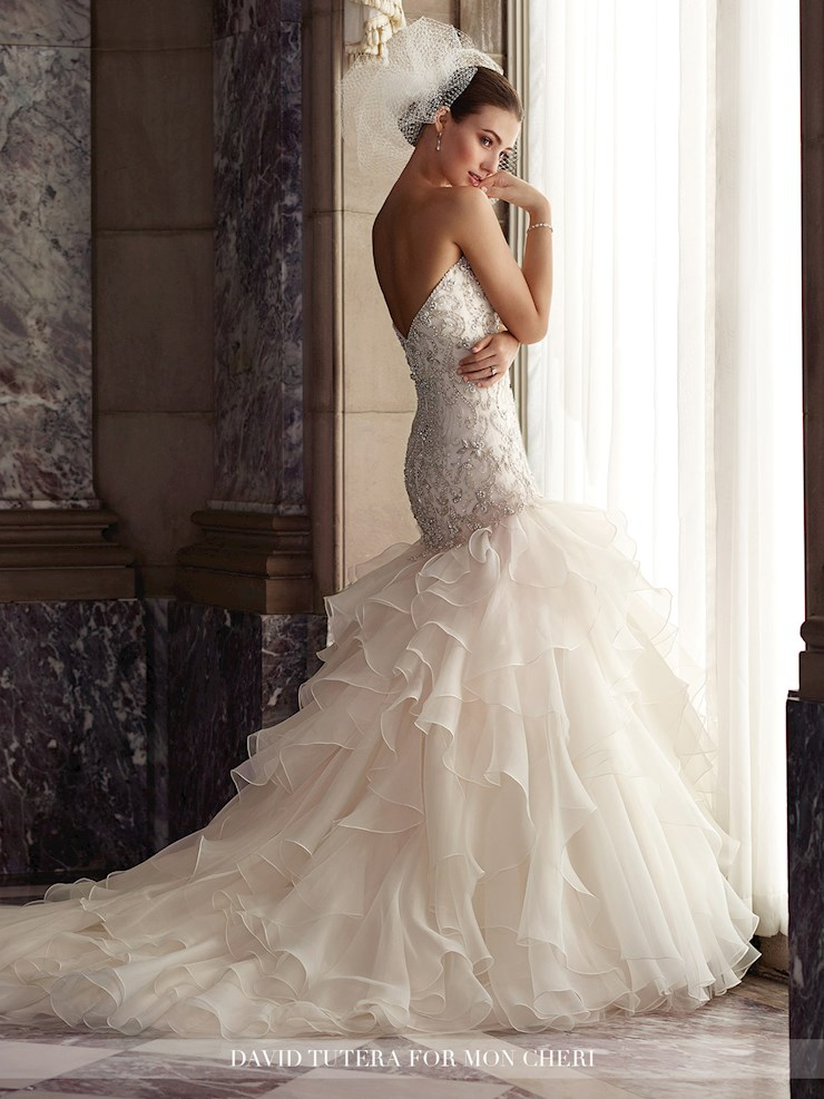 David Tutera for Mon Cheri 117277