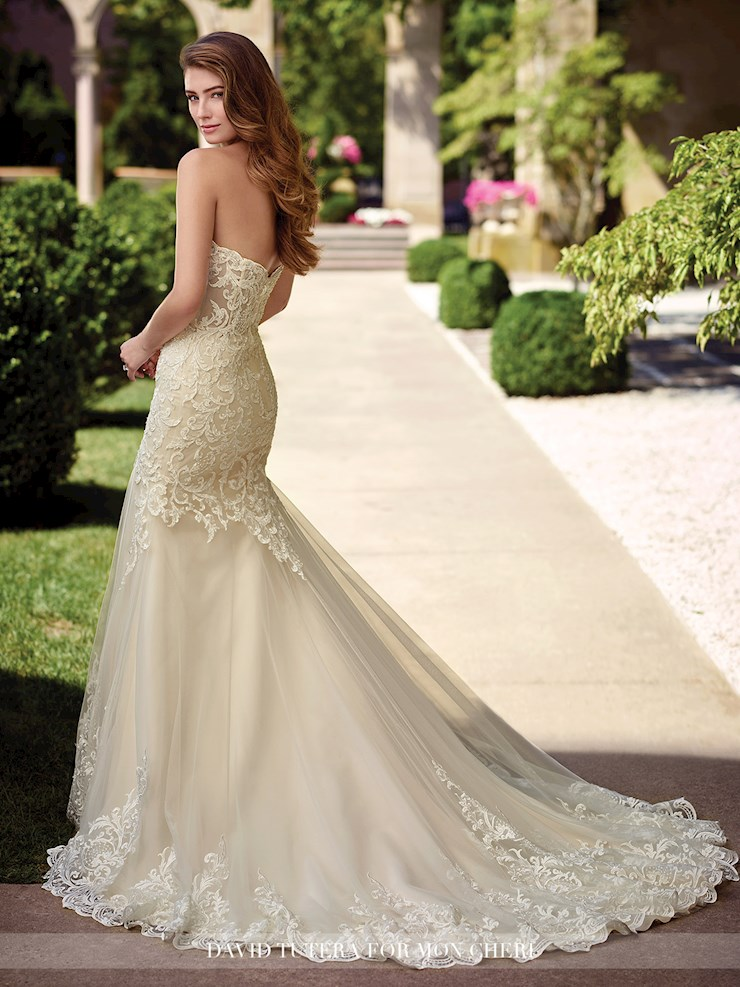 David Tutera for Mon Cheri 117278