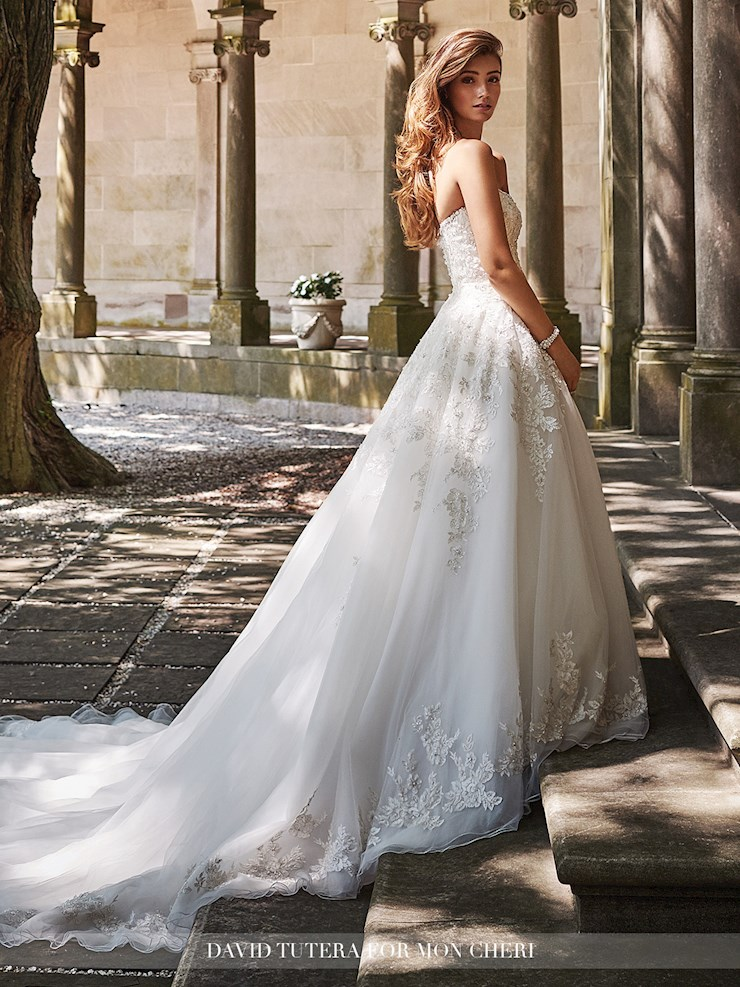 David Tutera for Mon Cheri 117281