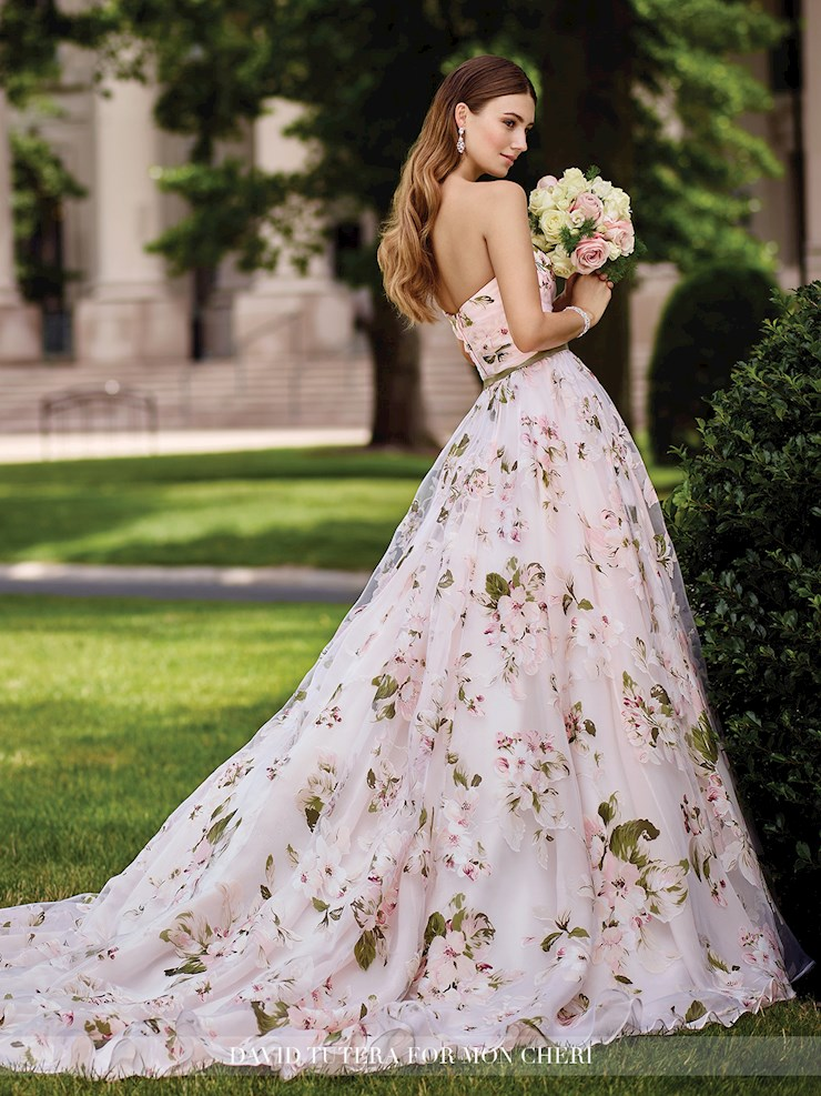 David Tutera for Mon Cheri 117283