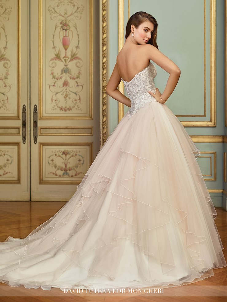 David Tutera for Mon Cheri 117285