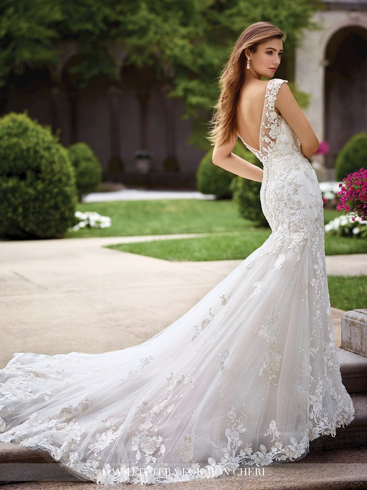 David Tutera for Mon Cheri 117286