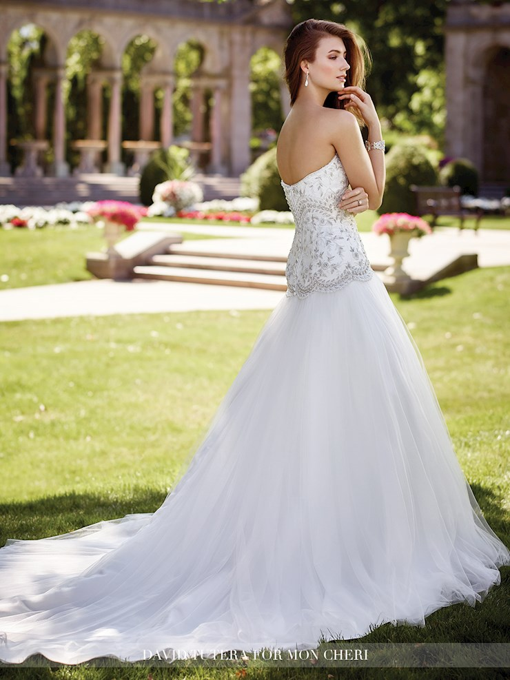 David Tutera for Mon Cheri 117287