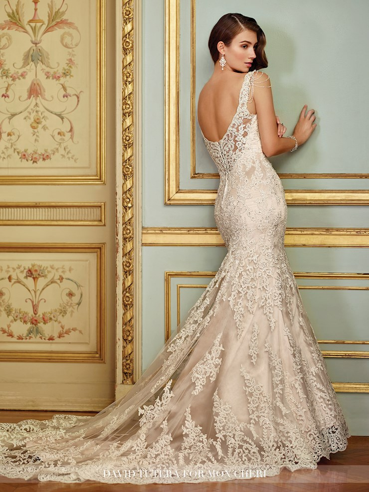David Tutera for Mon Cheri 117288