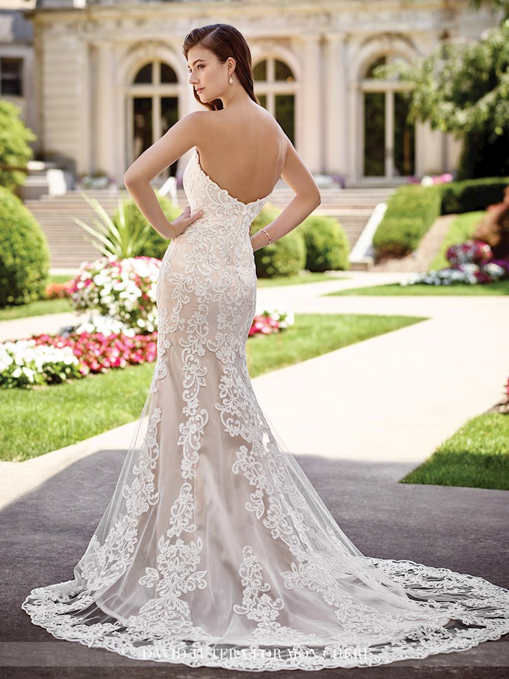 David Tutera for Mon Cheri 117290