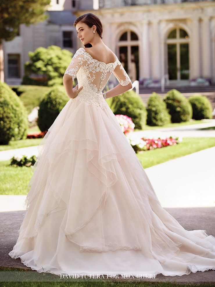David Tutera for Mon Cheri 117292
