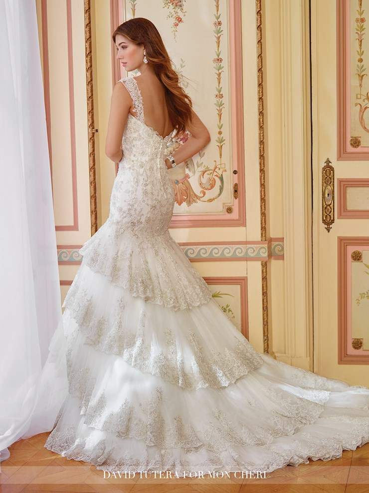 David Tutera for Mon Cheri 117293