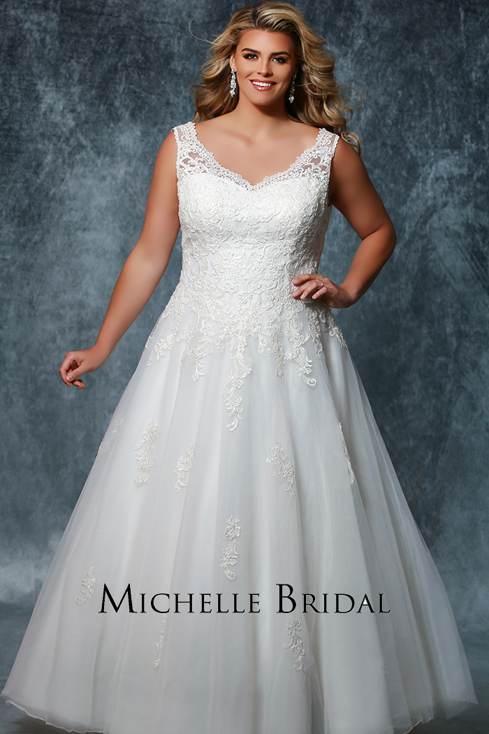 Michelle Bridal Style #MB1712 Image