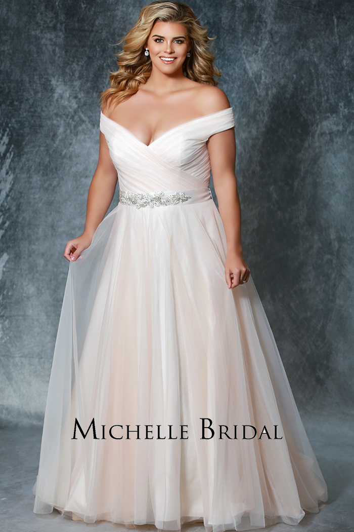 Michelle Bridal Style #MB1812 Image