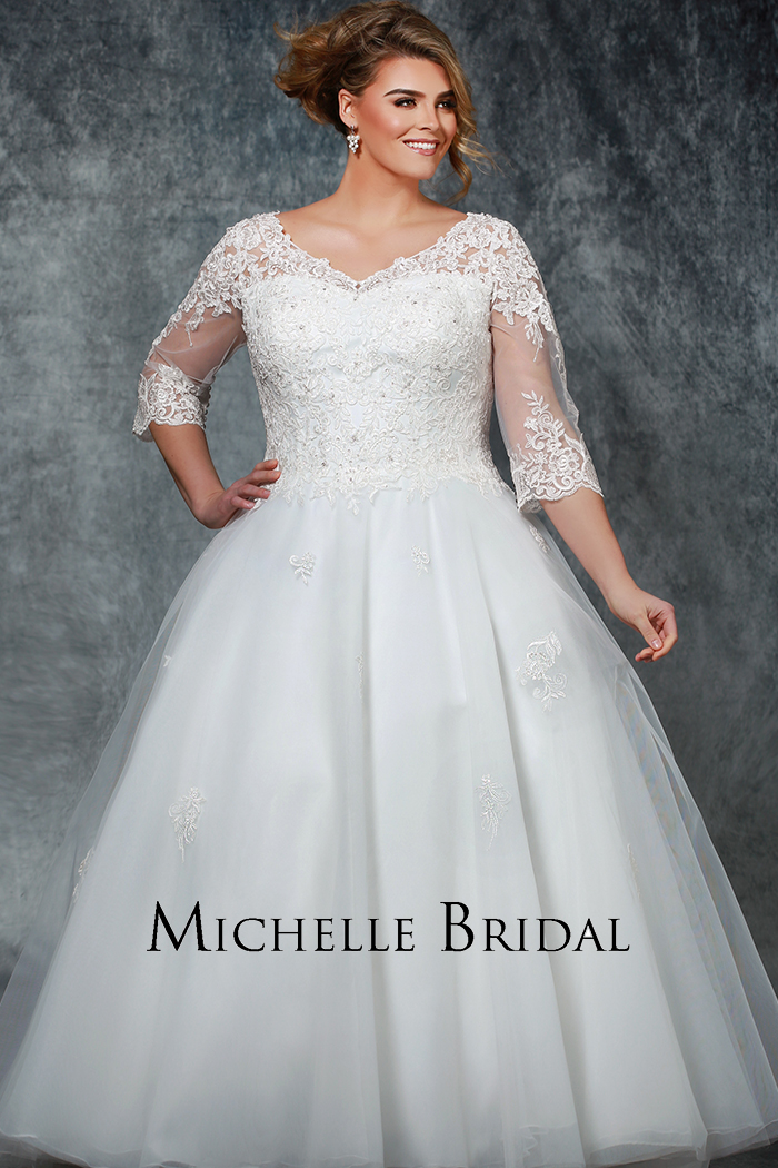 Michelle Bridal Style #MB1906 Image