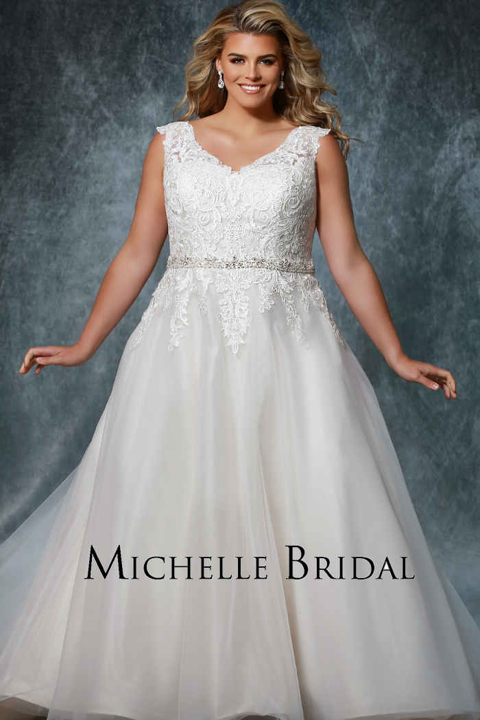 Michelle Bridal Style #MB1909 Image