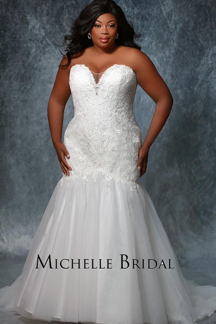 Michelle Bridal Style #MB1910  Image