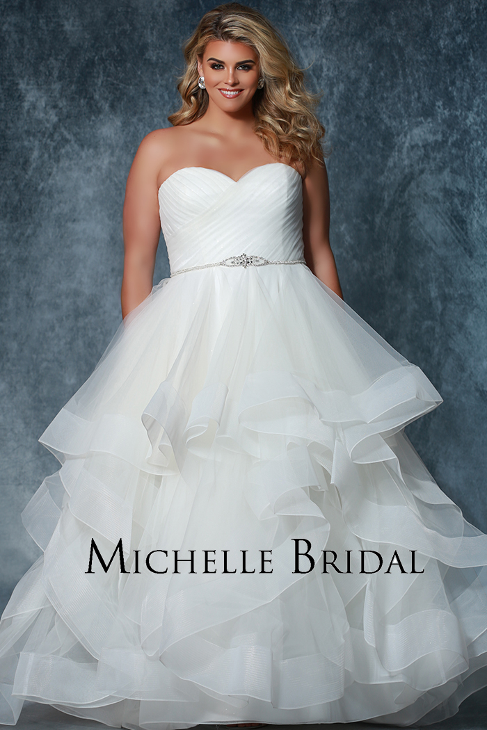 Michelle Bridal Style #MB1913 Image