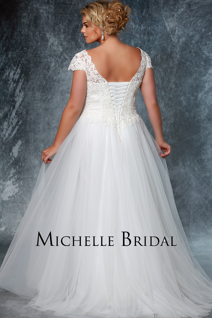 Michelle Bridal Style #MB1914 Image