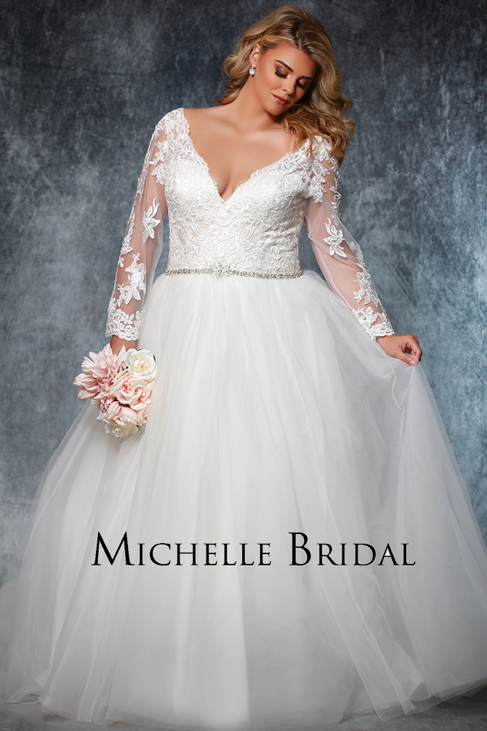 Michelle Bridal Style #MB1915 Image
