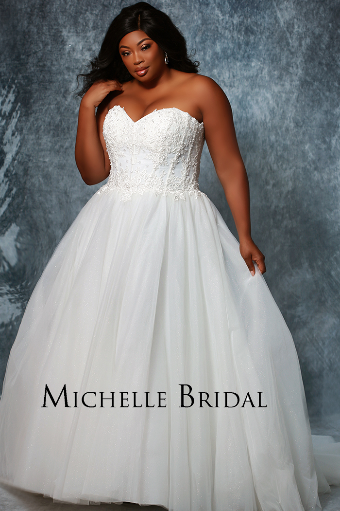 Michelle Bridal Style #MB1916 Image