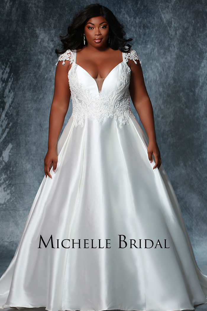 Michelle Bridal Style #MB1917  Image