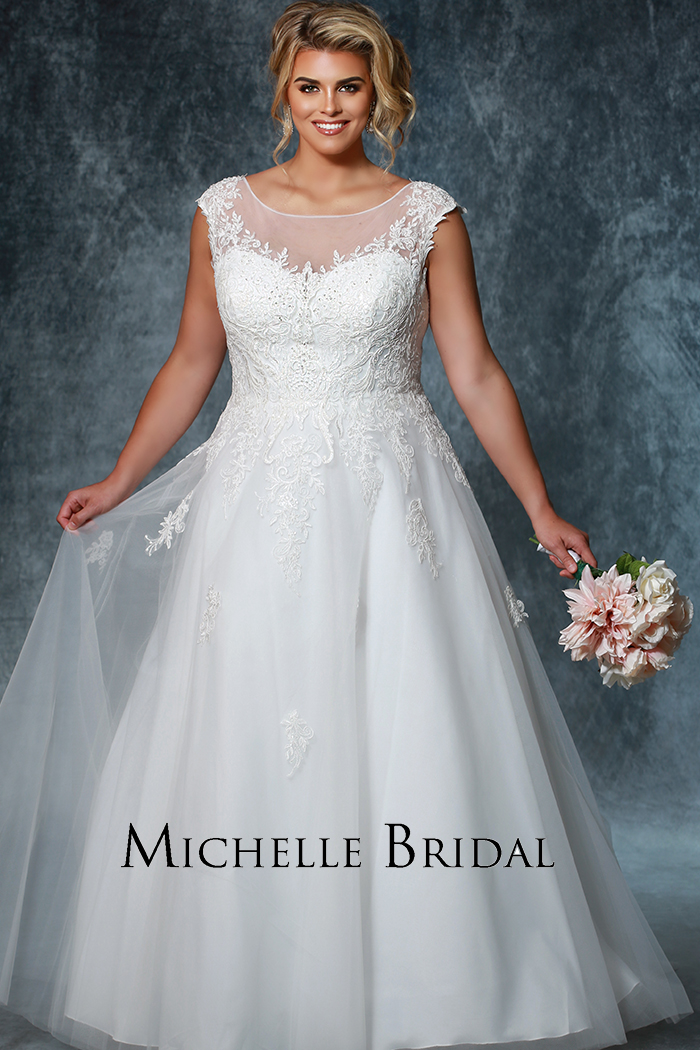 Michelle Bridal Style #MB1924  Image