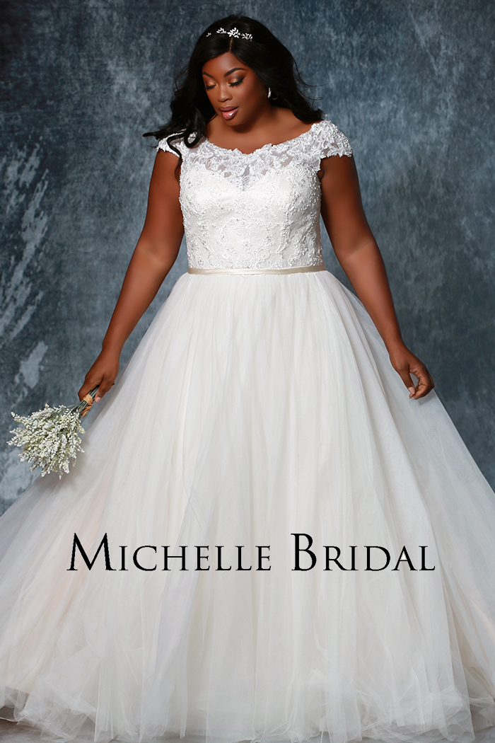 Michelle Bridal Style #MB1926  Image