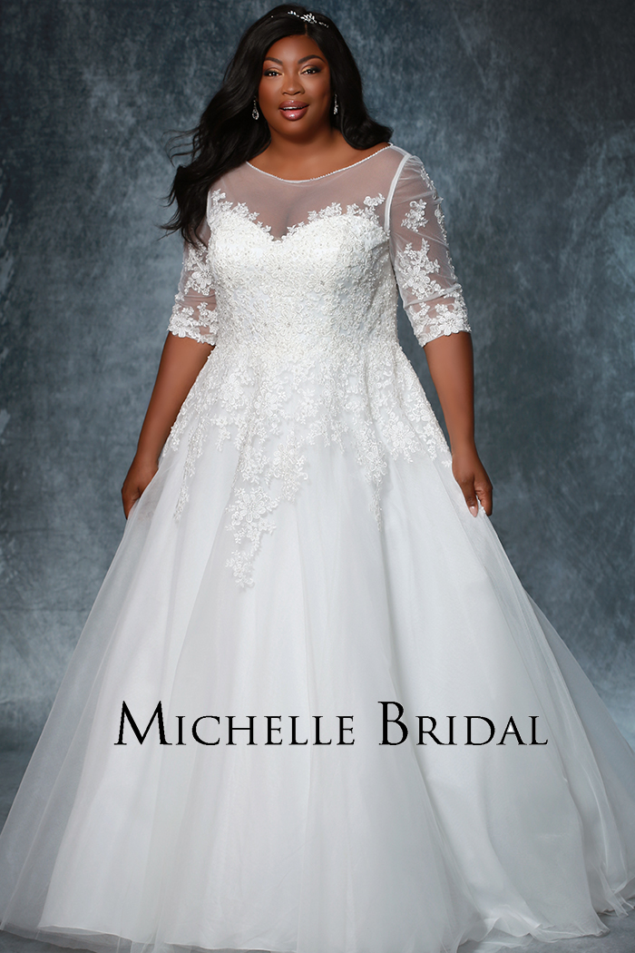 Michelle Bridal Style #MB1927 Image