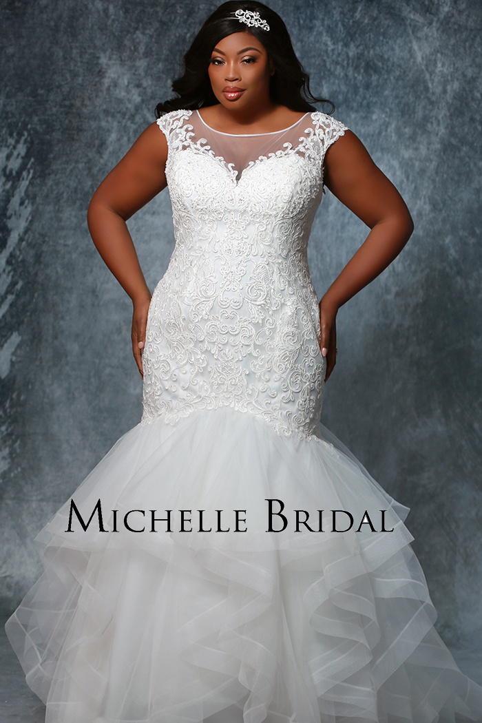 Michelle Bridal Style #MB1928  Image