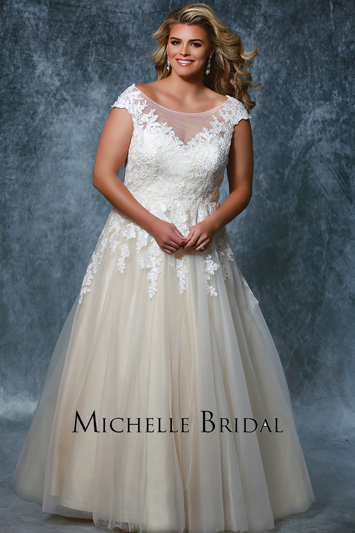 Michelle Bridal Style #MB1931  Image