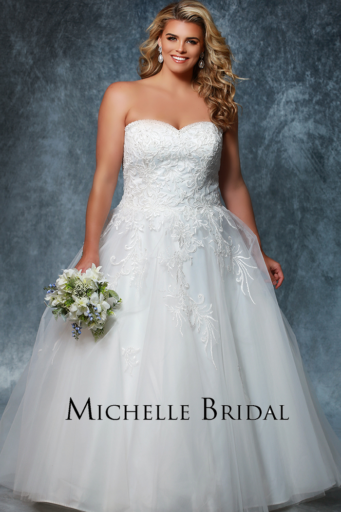 Michelle Bridal Style #MB1932  Image